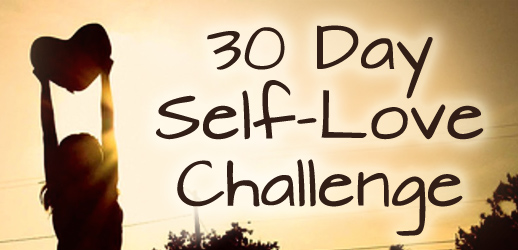 30 day self love challenge share