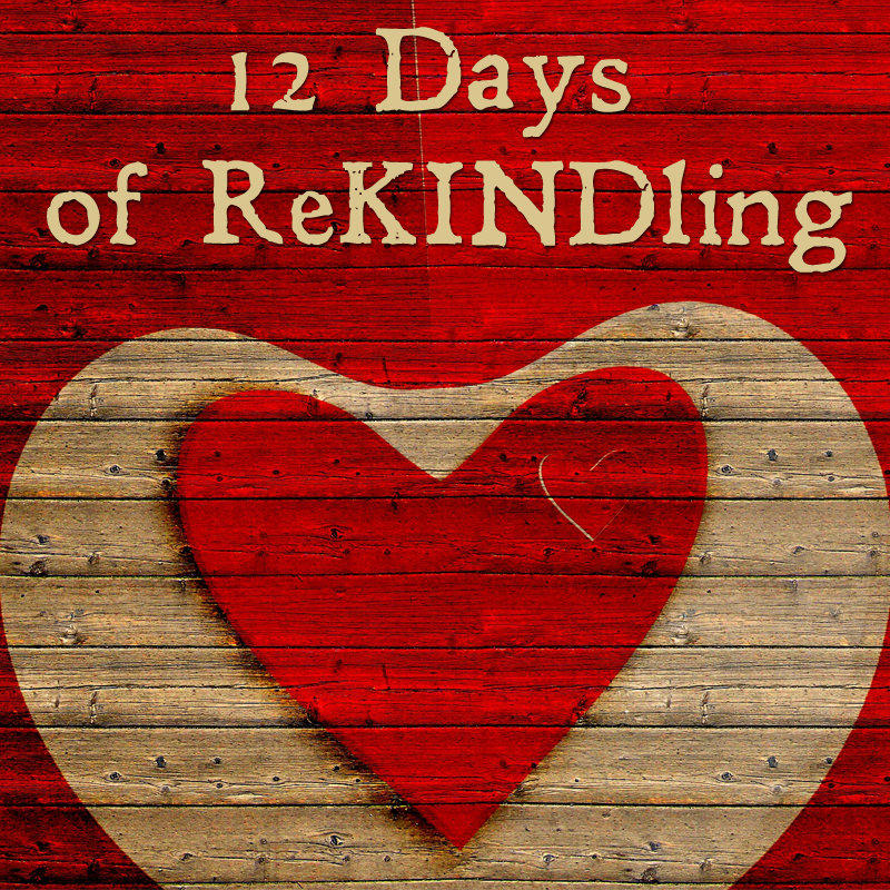 This holiday season, spark kindness and ignite compassion with the 12 Days of ReKINDling challenge!