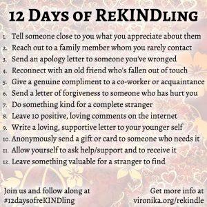 12DaysofReKINDling