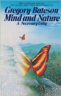 Recommended read: Mind and Nature by Gregory Bateson