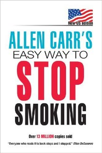 Recommended read: The Easy Way to Quit Smoking by Alan Carr