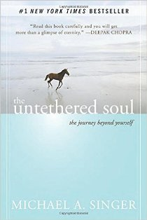 Recommended read: The Untethered Soul by Michael A. Singer