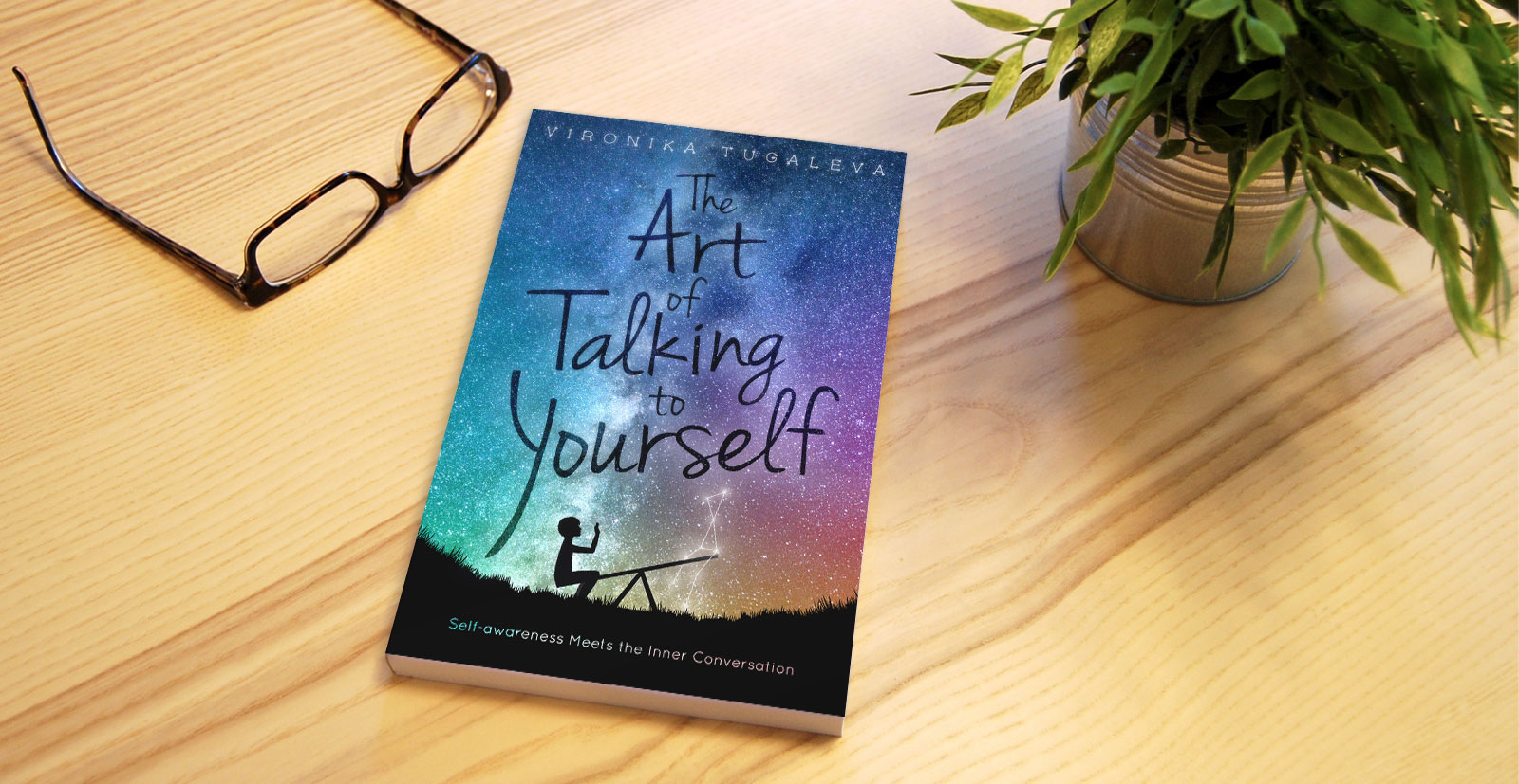 Start Reading The Art of Talking to Yourself at www.vironika.org/selftalk
