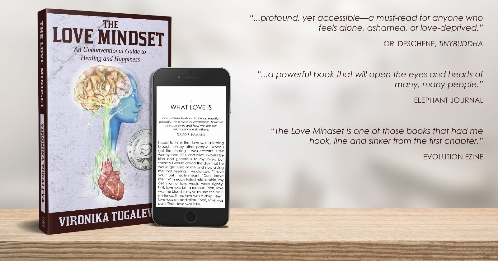 Start Reading The Love Mindset
