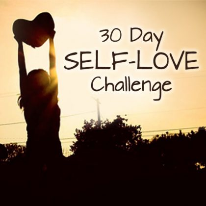 30 Day Self-Love Challenge - Vironika Tugaleva