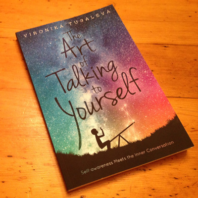 Signed Copy of The Art of Talking to Yourself