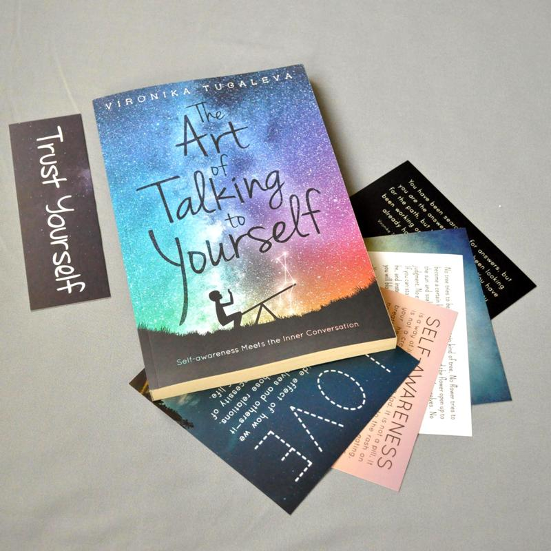 Single Book Bundle - One book, one bookmark, five prints
