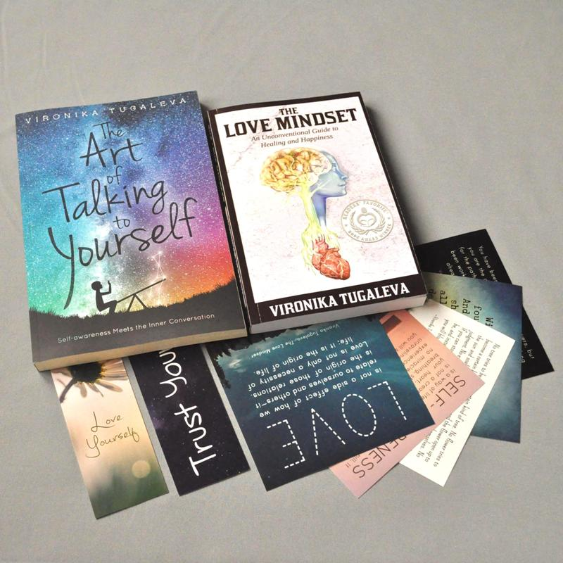 Super Bundle - Two books, two bookmarks, five prints