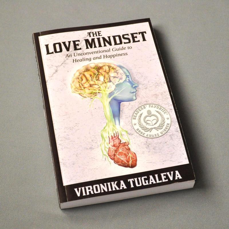 The Love Mindset Signed Paperback