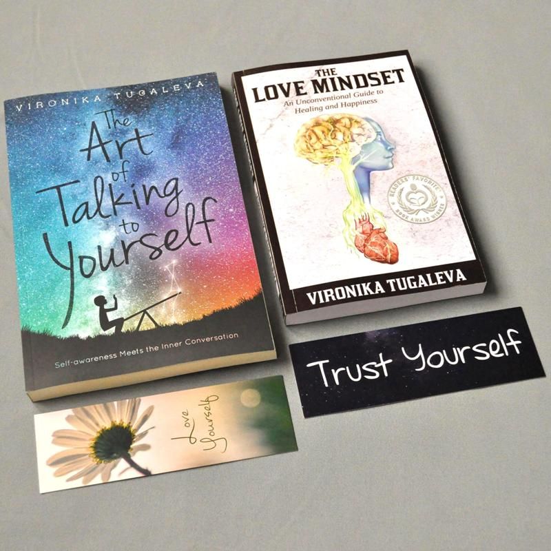 Double Book Bundle - Two books, two bookmarks